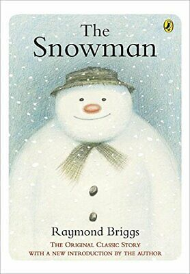 £3.99 • Buy The Snowman By Raymond Briggs Book The Cheap Fast Free Post