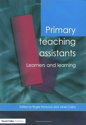 £3.29 • Buy Primary Teaching Assistants: Learners And Learning (Published In As... Paperback