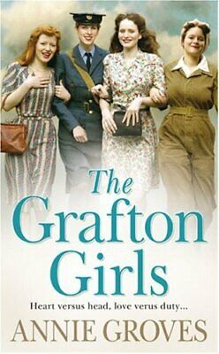 The Grafton Girls By Groves, Annie Paperback Book The Cheap Fast Free Post • 5.99£