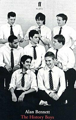 The History Boys (Faber Drama) By Bennett, Alan Paperback Book The Cheap Fast • 3.76£
