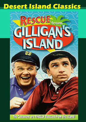 £9.89 • Buy Rescue From Gilligan's Island [New DVD] NTSC Format