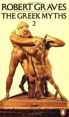 The Greek Myths: Volume 2 By Graves, Robert Paperback Book The Cheap Fast Free • 5.99£