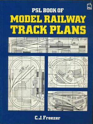 £4.49 • Buy PSL Book Of Model Railway Track Plans By Freezer, C.J. Paperback Book The Cheap