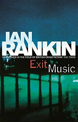 Exit Music (A Rebus Novel) By Rankin, Ian Hardback Book The Cheap Fast Free Post • 3.99£