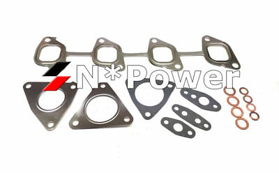 AU80 • Buy Mls Exhaust Turbo Manifold Gasket Kit For Nissan Patrol Gu Zd30 Turbo 00-17