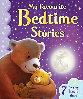My Favourite Bedtime Stories: 7 Dreamy Tales To Share (You... By Igloo Books Ltd • 3.29£