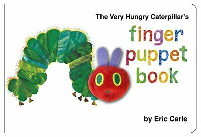£3.59 • Buy The Very Hungry Caterpillar Finger Puppet Book: 123 C... By Carle, Eric Hardback