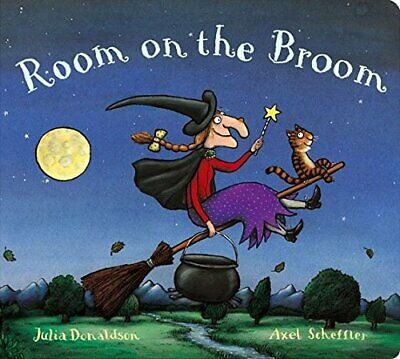 £3.99 • Buy Room On The Broom By Donaldson, Julia Board Book Book The Cheap Fast Free Post
