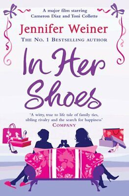 £3.99 • Buy In Her Shoes By Weiner, Jennifer Paperback Book The Cheap Fast Free Post