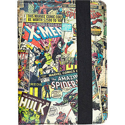 £14.95 • Buy Apple Ipad Mini Tablet Marvel Comic Strip Style Printed Case Cover Sleeve Stand