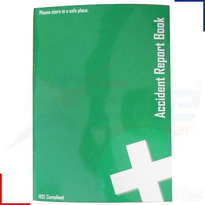 £6.29 • Buy Accident Report Book A5 Sheet Injury Log Data Protection Act 1998