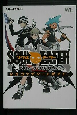 £43.89 • Buy JAPAN Soul Eater Monotone Princess Official Complete Guide Book