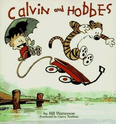 £9.99 • Buy Calvin And Hobbes: 1 By Watterson, Bill Book The Cheap Fast Free Post