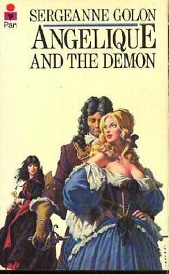 £6.49 • Buy Angelique And The Demon By Golon, Sergeanne Paperback Book The Cheap Fast Free