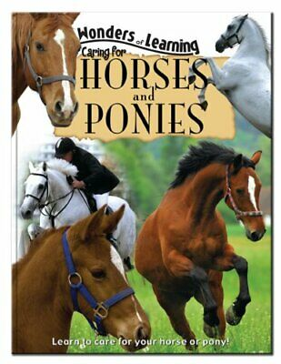 £4.99 • Buy Horse And Pony Care Hardback Book The Cheap Fast Free Post
