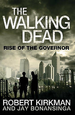 £5.95 • Buy The Walking Dead: Rise Of The Governor By Robert Kirkman- New Paperback Book