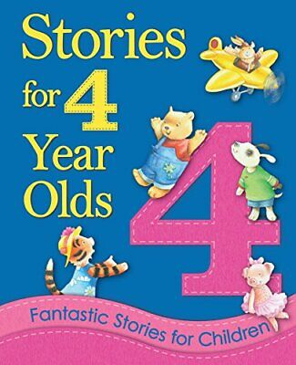 £3.59 • Buy Stories For 4 Year Olds: Fantastic Stories For ... By Igloo Books Ltd Board Book