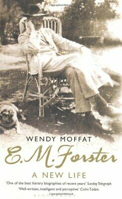 £3.79 • Buy E. M. Forster: A New Life By Moffat, Wendy Paperback Book The Cheap Fast Free