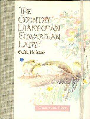 £13.99 • Buy Country Diary Edwardian Lady Birds Journal Book The Cheap Fast Free Post