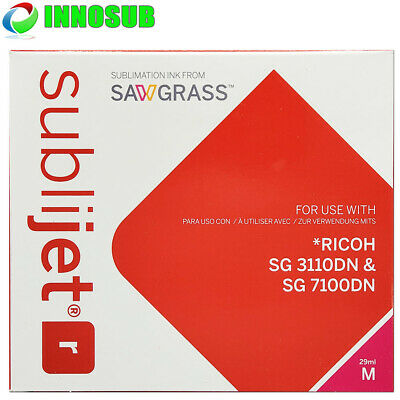 £65.19 • Buy SAWGRASS SUBLIJET-R RICOH SG 3110DN /SG7100DN CARTRIDGE-Magenta-for SUBLIMATION-