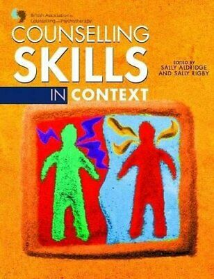 £8.99 • Buy Counselling Skills In Context Paperback Book The Cheap Fast Free Post
