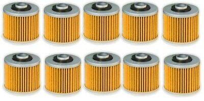 AU78.26 • Buy TEN (10) PACK OIL FILTERS YAMAHA XT660X 2004 To 2009 | XT660R 2005 To 2011