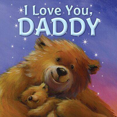 Picture Book: I Love You, Daddy (Igloo Picture Flats S.) By Igloo Books Ltd The • 4.49£