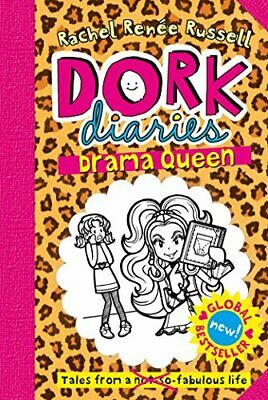 Dork Diaries: Drama Queen By Russell, Rachel Renee Book The Cheap Fast Free Post • 3.99£