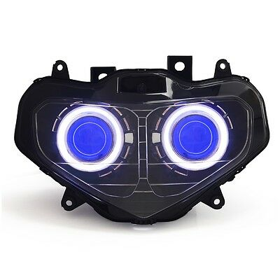 $499 • Buy KT LED Headlight For Suzuki GSXR750 GSX-R750 2001 2002 2003