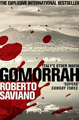 Gomorrah: Italy's Other Mafia By Saviano, Roberto Paperback Book The Cheap Fast • 2.99£