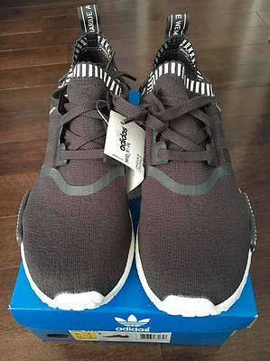 $ CDN450 • Buy Brand New Adidas NMD R1 PK Japan Charcoal Grey Size 8.5 With Original Receipt DS
