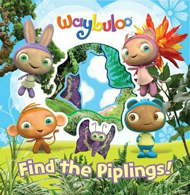 £3.59 • Buy Find The Piplings! (Waybuloo) Board Book Book The Cheap Fast Free Post
