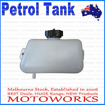 AU19.99 • Buy Gas Fuel Petrol Tank 47cc 49cc Farm Mini Pocket PIT Scooter Dirt Bike Quad ATV