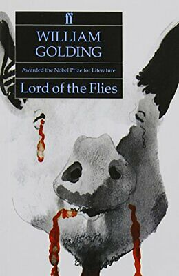 Lord Of The Flies By Golding, William Paperback Book The Cheap Fast Free Post • 8.99£