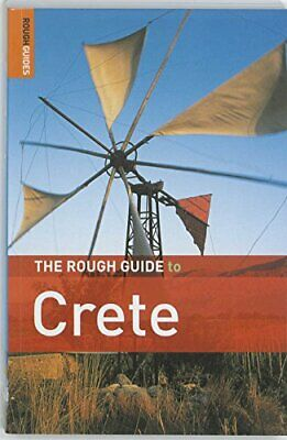 The Rough Guide To Crete By Rough Guides Paperback Book The Cheap Fast Free Post • 5.99£