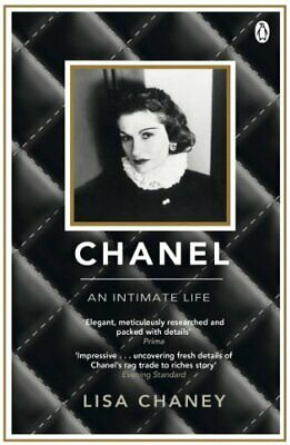 £9.99 • Buy Chanel: An Intimate Life By Chaney, Lisa Book The Cheap Fast Free Post
