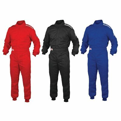 £160 • Buy OMP OS 10 Oval Autograss Grass Track Racing Suit Overalls SFI Approved IA01904