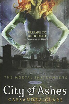 City Of Ashes (Mortal Instruments) By Clare, Cassandra Book The Cheap Fast Free • 3.59£