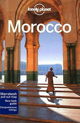 Morocco: Country Guide (Lonely Planet Country Guides) (Tr... By James Bainbridge • 5.99£
