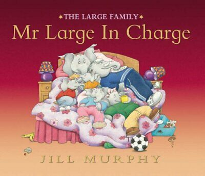 £4.49 • Buy The Large Family: Mr Large In Charge By Murphy, Jill Hardback Book The Cheap
