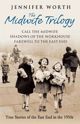 The Midwife Trilogy: Call The Midwife, Shadows O... By Worth, Jennifer Paperback • 6.49£