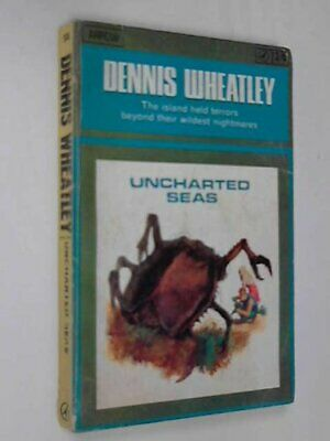 £6.49 • Buy Uncharted Seas By Dennis Wheatley Book The Cheap Fast Free Post
