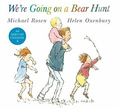 £2.69 • Buy We're Going On A Bear Hunt By Rosen, Michael Paperback Book The Cheap Fast Free