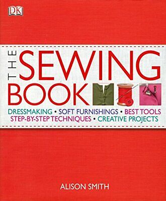 £5.99 • Buy The Sewing Book By Alison Smith Hardback Book The Cheap Fast Free Post