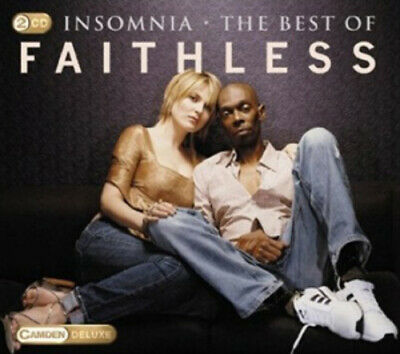 Faithless : Insomnia: The Best Of Faithless CD 2 Discs (2009) Quality Guaranteed • 2.74£