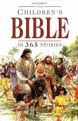 The Children's Bible In 365 Stories By Mary Batchelor Hardback Book The Cheap • 5.49£