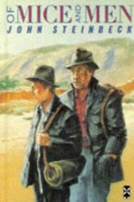£3.59 • Buy Of Mice And Men (New Windmills) By Steinbeck, John Hardback Book The Cheap Fast