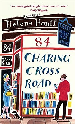 84 Charing Cross Road (Virago Modern Classics) By Helene Hanff Paperback Book • 7.49£