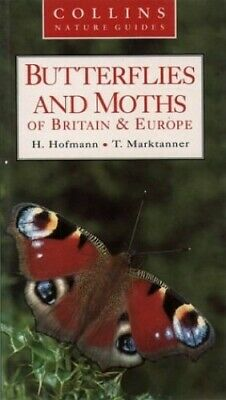 £5.49 • Buy Collins Nature Guide - Butterflies And Moths By Marktanner, T. Paperback Book