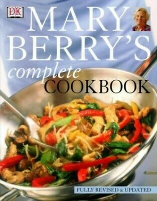£4.99 • Buy Mary Berry's Complete Cookbook By Berry, Mary Hardback Book The Cheap Fast Free